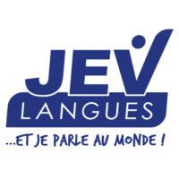 logo organisme jev langues