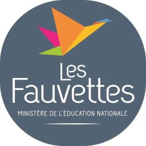 logo association les fauvettes